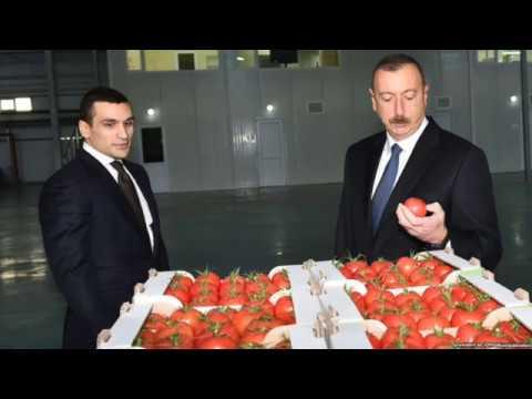 İlham Əliyevə pomidor da atdılar,.. 25 milyon dollar aldı... / AzSaat Bölüm 621