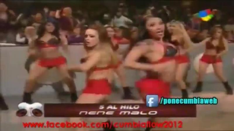 Nene Malo - Mi nena facebook, Nena mala, El garrote (5 al Hilo Pasion 9-6-2012)