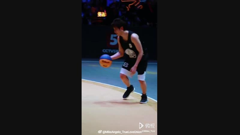 Китайская баскетбольная лига 3х3 Sina Elite League (SEL) cr: MikeAngelo_TrueLoveUnion