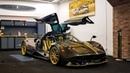 Worlds Most Expensive Pagani Huayra $5 MILLION Dinastia