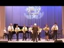 Витебск. Выступление ансамбля саксофонистов «Бейт-шемеш»