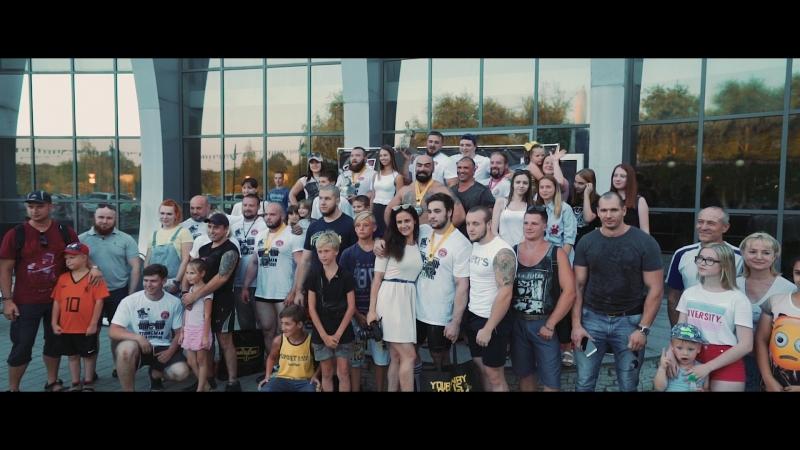 Belgorod Strongman Cup 2018