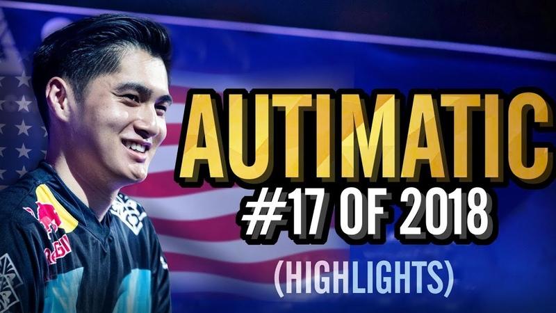 Autimatic - HLTV.org's 17 Of 2018 (CS:GO)