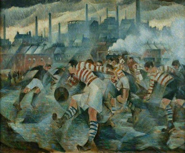 Кристофер Невинсон  один из самых известных военных художников