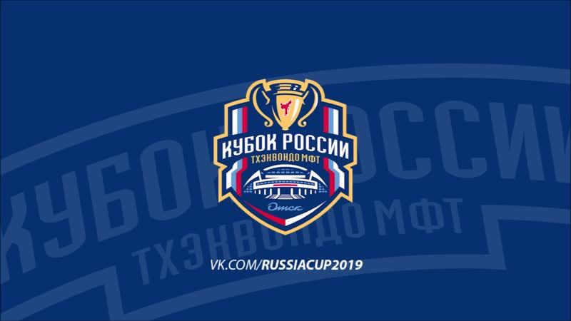 Кубок России по Тхэквондо МФТ 2019