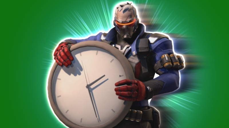 Every Overwatch hero asks you to STOP