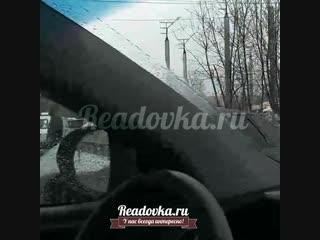 ДТП на Краснинском шоссе в Смоленске