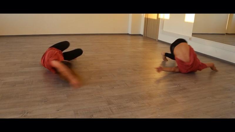Contemporary dance Артюшина Виктория смотреть онлайн без регистрации
