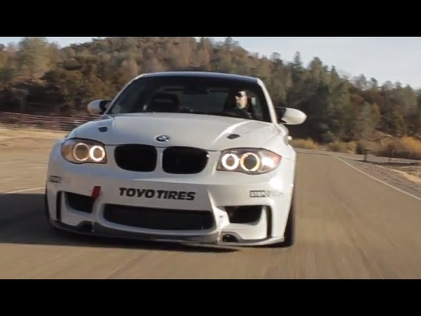 BMW 135i V8 Equals WOW - /TUNED