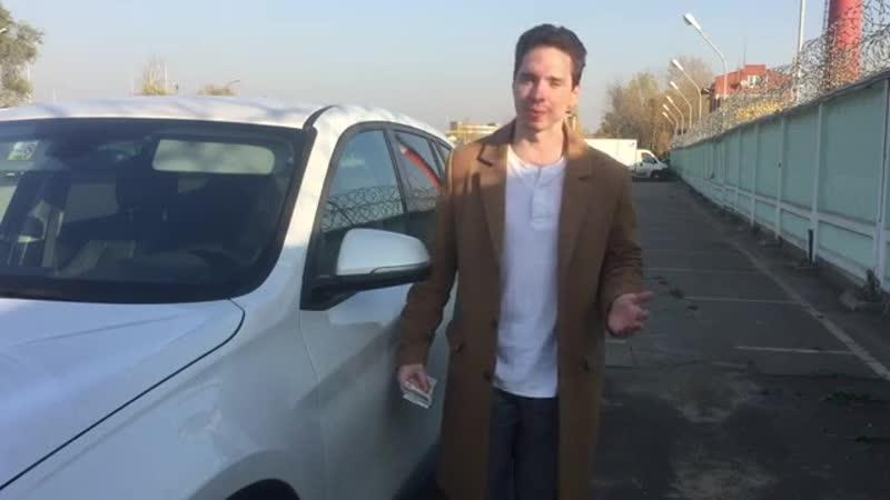 Мужик заработал на экспрессе на BMW и еще 300 тыс. осталось на кармане!
