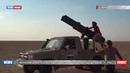 Сирийская ракета уничтожила автомобиль в пригороде Дейр-эз-Зор