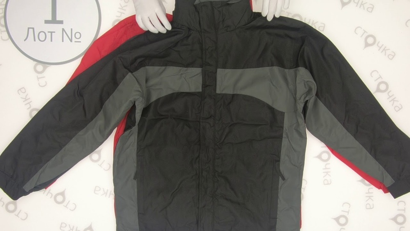 Harvest light jackets mens mix *1, сток одежда оптом