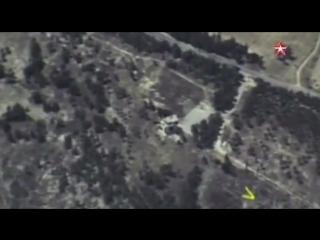 ВКС России нанесли удары по инфраструктуре террористов в сирийской провинции Идлиб