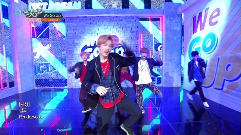 [Comeback Stage] 180831 NCT Dream (엔씨티 드림) - 1, 2, 3 We Go Up