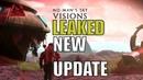 No Man's Sky 1 75 VISIONS Leaked Huge Update