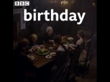 Поздравление от BBC One