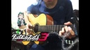Danganronpa 3 Despair Arc OP Kami Iro Awase Fingerstyle Guitar Cover