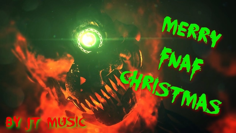 [SFM   FNAF] Merry FNAF Christmas by JT Music