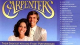 Carpenters Greatest Hits Collection (Full Album) The Carpenter Songs Best Songs of The Carpenter
