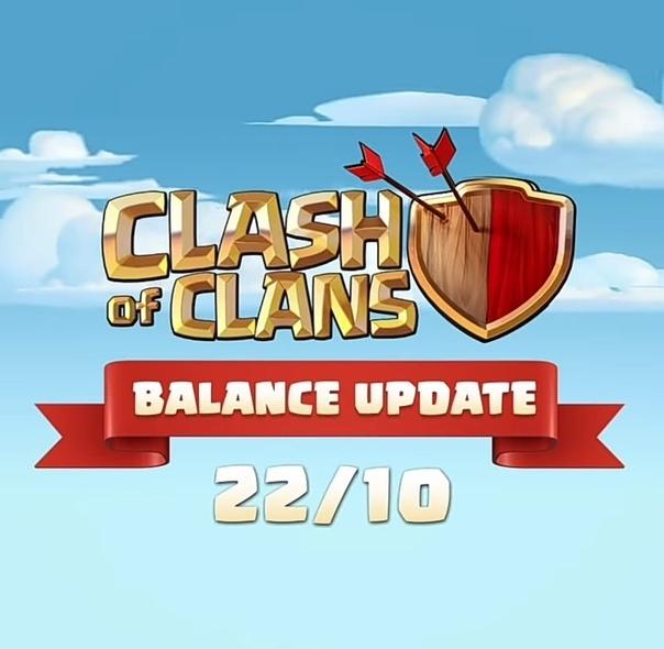 22 Октября в Clash of Clans будет