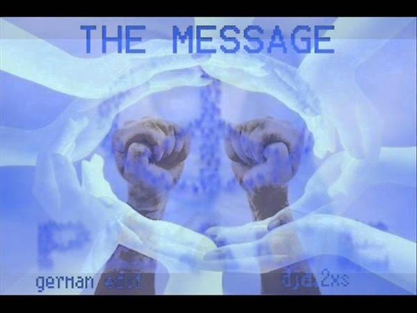 The Message german edit djd 2xs