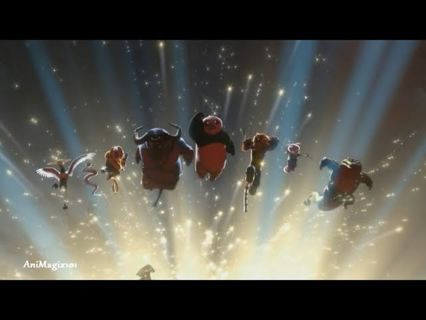 DreamWorks - Firework