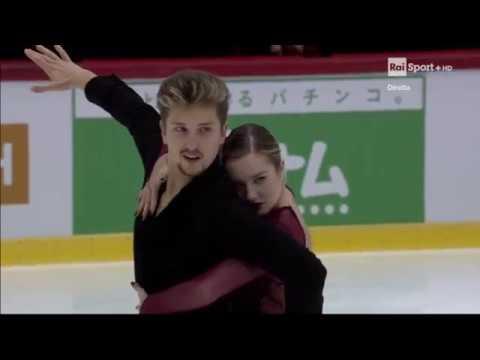Christina CARREIRA / Anthony PONOMARENKO USA Rhythm Dance Helsinki Grand Prix 2018