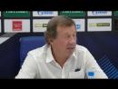 Пресс-конференция Юрия Сёмина после матча Оренбург - Локомотив
