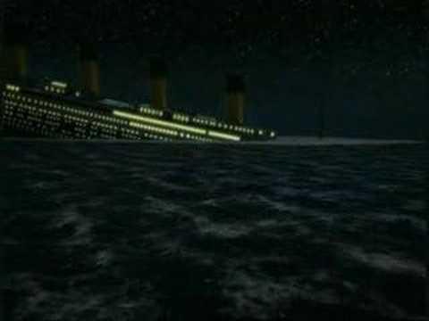 That FATEFUL Night - How The Titanic Sank