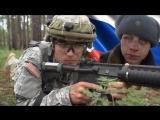 Why Russian military sucks and American military doesn't? Почему российская армия - отстой, а американская - нет?