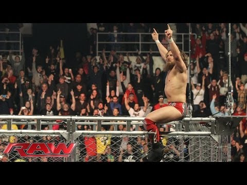 Daniel Bryan makes an important decision: Raw, Jan. 13, 2014