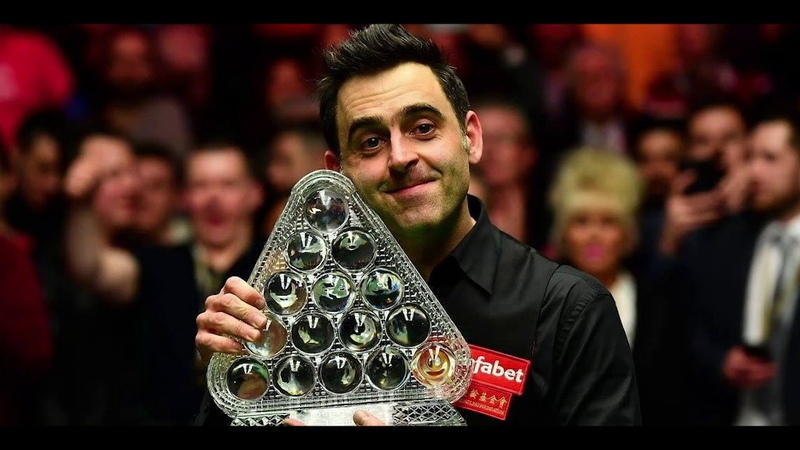 Looking forward to Ronnie O'Sullivan's 1000 shots