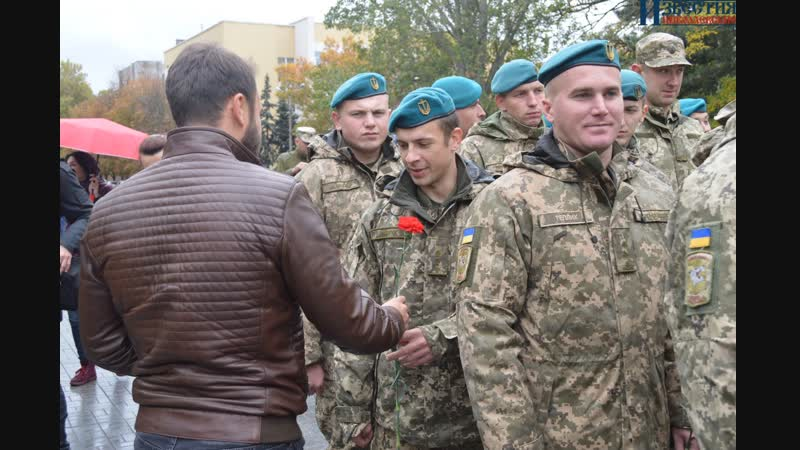 280 днів війни позаду повернення 36 бригади морської піхоти до Миколаєва