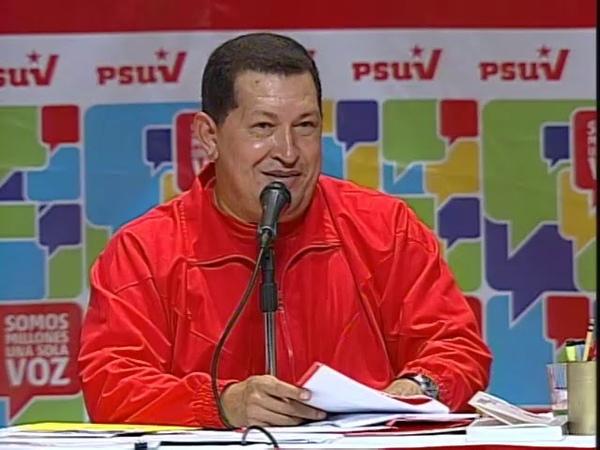Chávez visionario: El pensamiento y la acción colectiva ayudará acelerar la expansión del socialismo