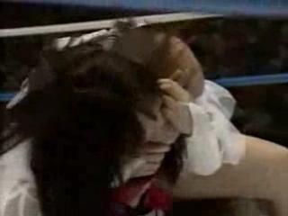 Cutie Suzuki vs. Mayumi Ozaki (JWP Beijing 1995/5/16)