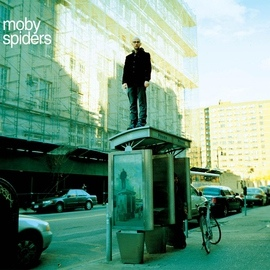 Moby альбом Spiders