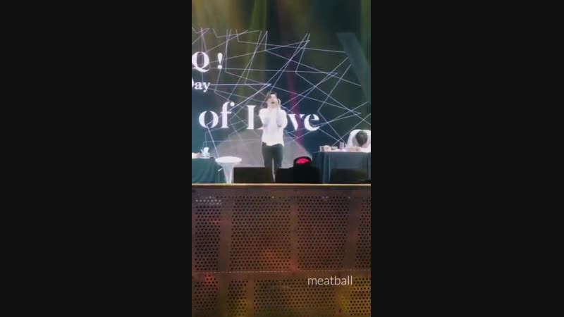 181226 - - - TVXQ Special Day The Truth of Love - - Meatball -