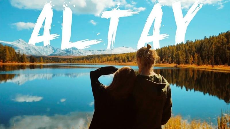 ALTAY. RUSSIA. 4K