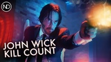 THE JOHN WICK KILL COUNTER Keanu Reeves 2015 HD