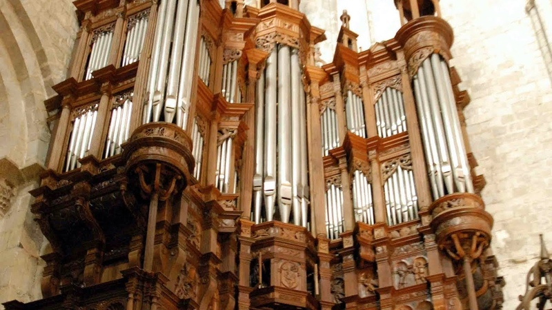 J.S. Bach Organ Concertos, Jean-Patrice Brosse