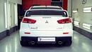 Hendlex NC9 / Mitsubishi Lancer Evolution 10 / Полировка кузова