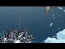 Мангровый рай Дуэль торпедного катера с вертолётом