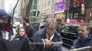 Nikolaj Coster Waldau - SIGNING AUTOGRAPHS while promoting in NYC