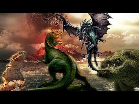 О Драконах Динозаврах и не только Тайны мира Документальные фильмы