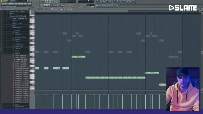 Brooks создаёт трек за 1 час | SLAM! Studio Challenge