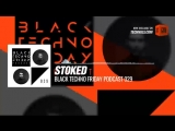 #Techno #music with StoKed - Black TECHNO Friday Podcast 029(Orange Recordings) #Periscope