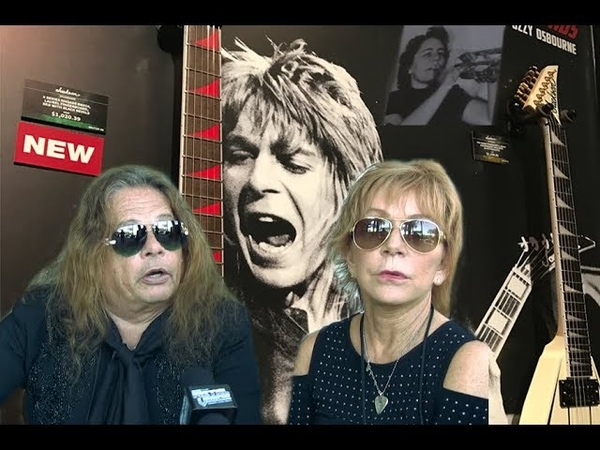 Rhoads -Kelle Kathy Rhoads talk Randy Rhoads, Musonia, Classical Music, Delores-Mini Documentary