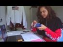[Nastya Swan] первый день в выпускном классе в Aмериканской школе.