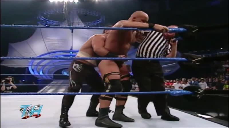 Chris Benoit vs Steve Austin Highlights HD Smackdown 31 05 2001