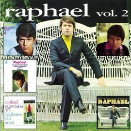 Raphael альбом Los EPs Originales Volume 2